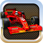 Иконка Formula racing game. Formula racer