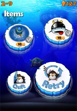 Jogos de arcade: faça o download de Pinguim Voador para o seu telefone