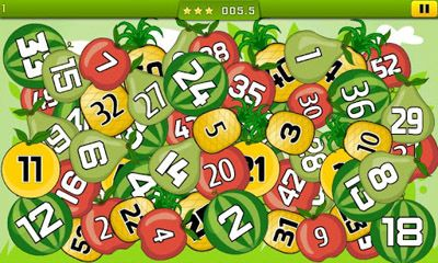 Numbers Fisher Screenshot