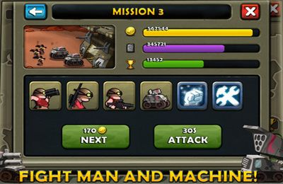 Multiplayer games: download Super Wars X to your phone