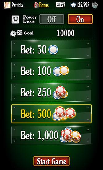 Farkle: Golden dice game Screenshot
