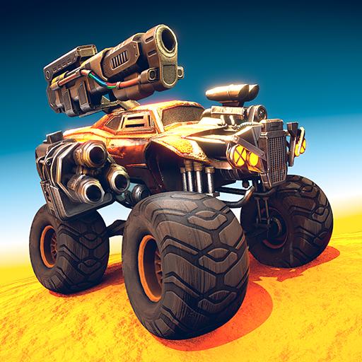 RACE - Rocket Arena Car Extreme ícone