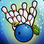 Bowling Xmas Symbol