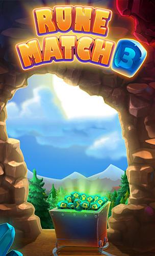 Runes quest match 3 captura de tela 1