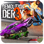 Demolition derby 3 icon