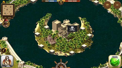 Son korsan pirate MMO screenshot 4