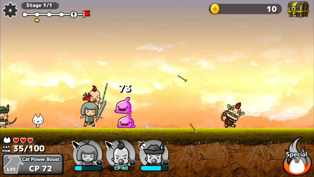 Cats the Commander para Android