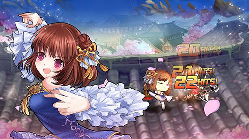 Kung fu girls for Android