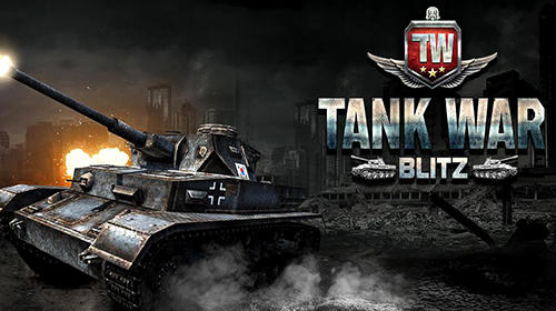 Tank war blitz 3D captura de tela 1