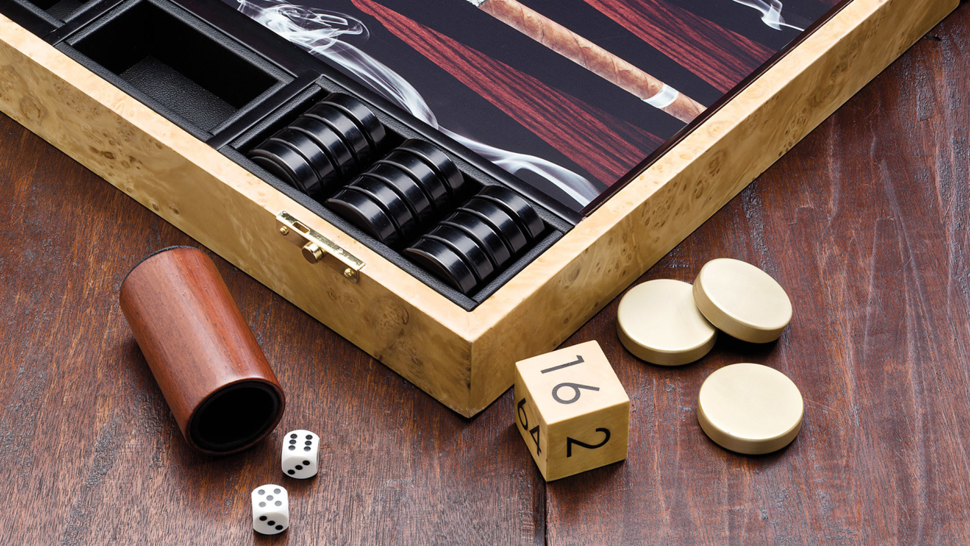 de backgammon pour Android
