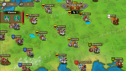 European war 5: Empire скріншот 1