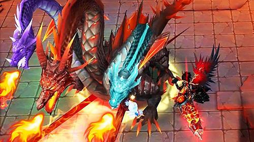 Action RPGs Tales of Thorn: Global auf Deutsch