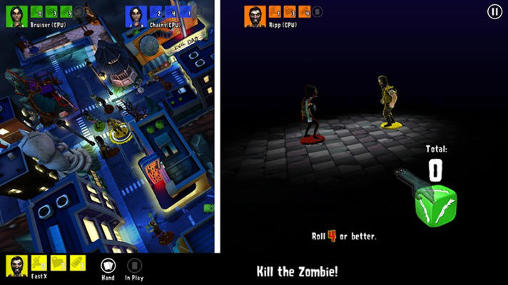 Zombies!!! для Android