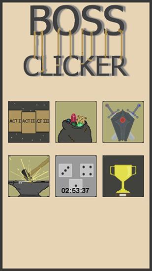 Boss clicker capture d'écran 1