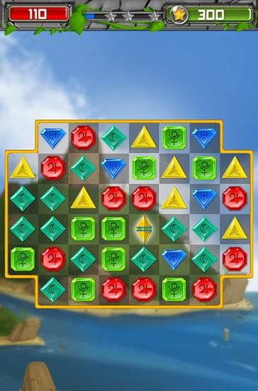 Jewels adventure for Android