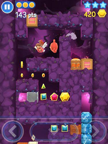 Juegos de arcade: descarga Aventuras estelares a tu teléfono