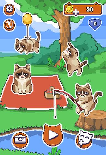 Simulator-Spiele: Lade Grumpy Cat's: The Worst Game Ever auf dein Handy herunter