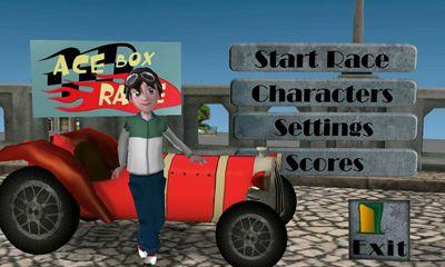 Ace Box Race icono