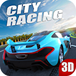 City racing 3D icône