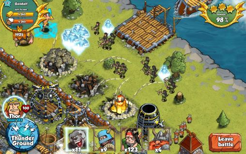 Vikings gone wild для Android