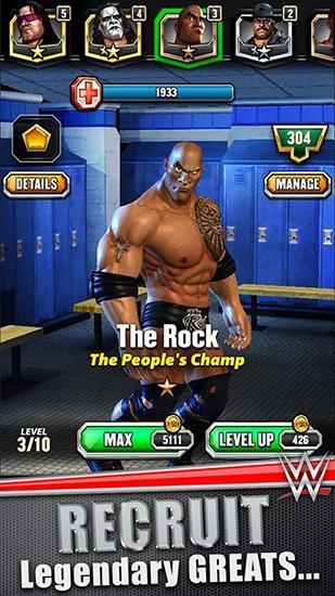 WWE: Champions为Android