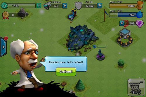 Onlinespiele: Lade Nizomi: Desaster und Hoffnung auf dein Handy herunter