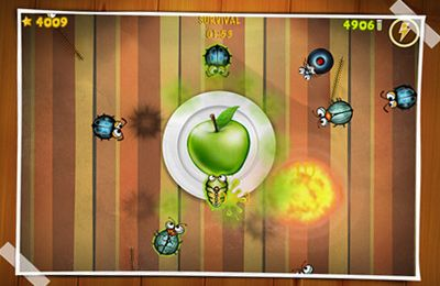 Arcade games: download Critter Quitter to your phone