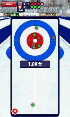 Curling 3D скриншот 1