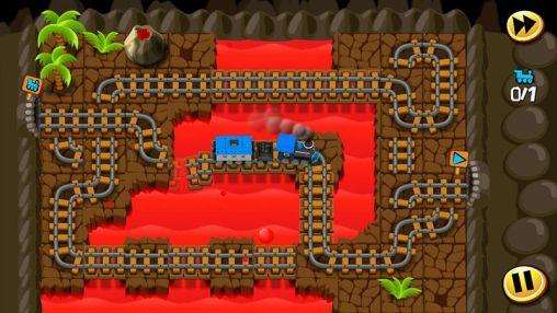 Logik Train-tiles express für das Smartphone