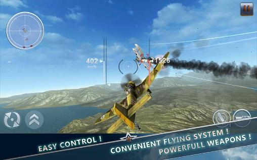 WW2 Aircraft battle: Combat 3D pour Android