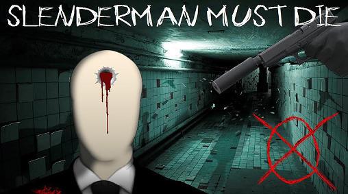 Иконка Slenderman must die: Underground bunker