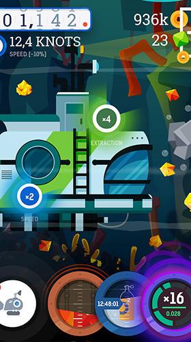 Flood: Deep underwater crafting adventure für Android