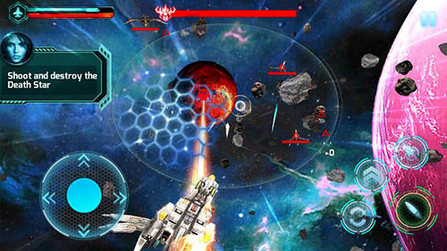 Galaxy strike 3D for Android