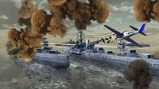 World warships combat für Android