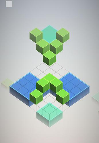 Isometric squared squares auf Deutsch