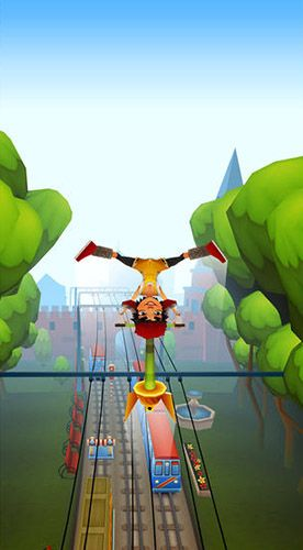 Subway surfers: World tour Moscow para Android