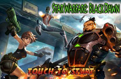 Star Warfare: Black Dawn for iPhone