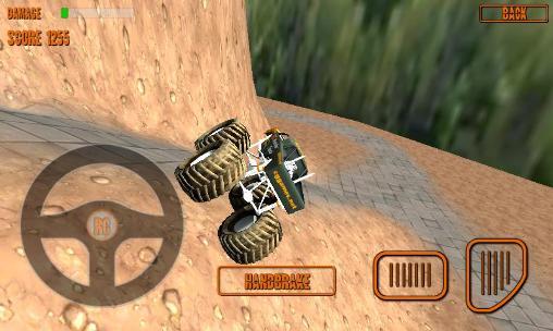 RC monster truck screenshot 4