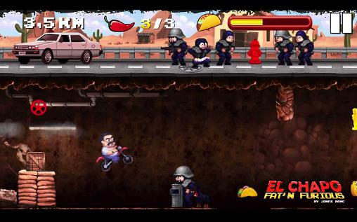 El Chapo: Fat'n furious! for Android