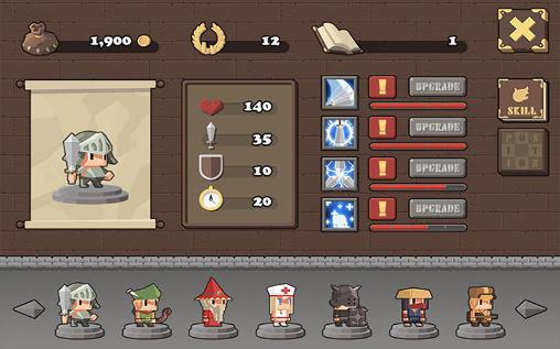 Nine: Knights für Android