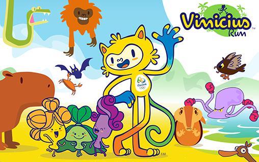 Rio 2016: Vinicius run Symbol