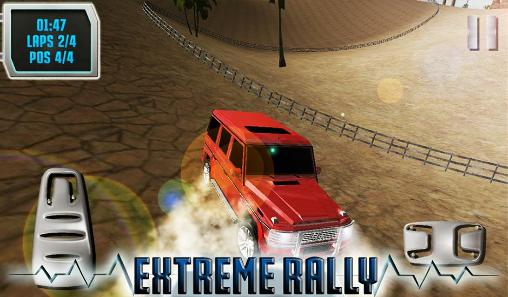 Desert off road for Android