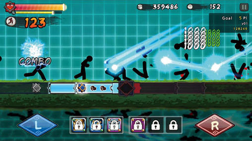 One finger death punch for Android