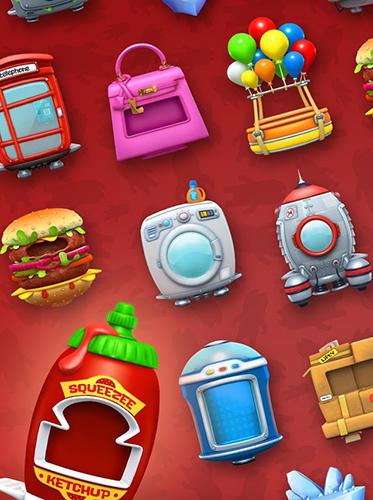 Jogos de arcade Lifty!para smartphone