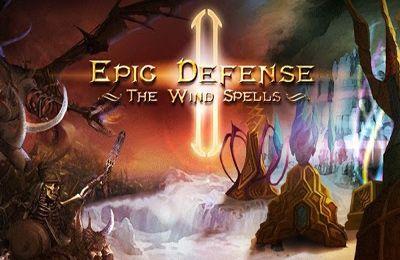logo Epische Verteidigung - Der Windzauber
