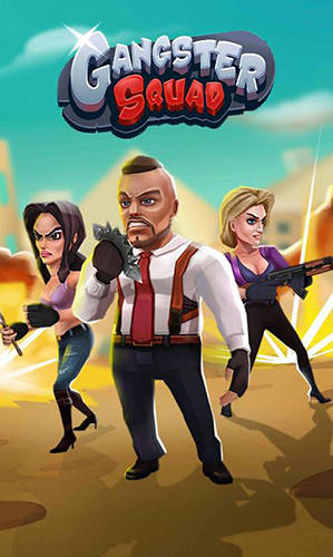 Gangster squad: Fighting gameіконка