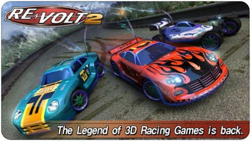 Re-volt 2: Best RC 3D racing icono