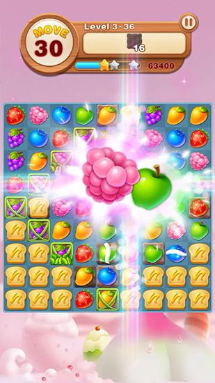 Crazy fruit screenshot 1