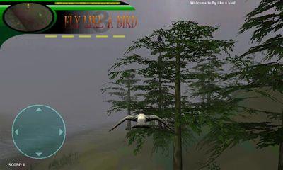 Arcade-Spiele Fly Like a Bird 3 für das Smartphone