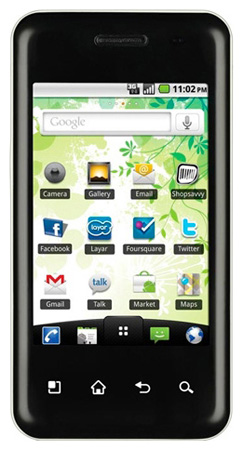 Download Android games for LG Optimus Chic for free